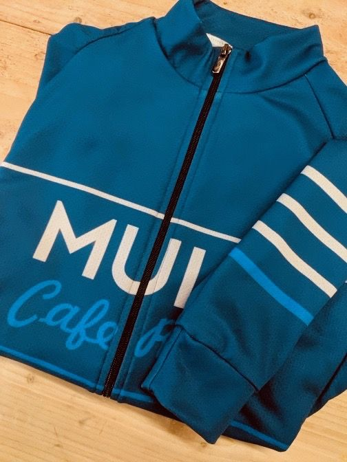 MULE Long Sleeve Jersey Blue stripe